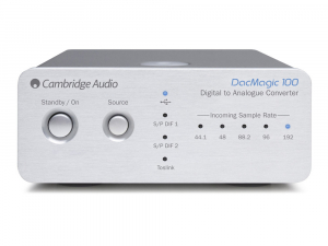 Cambridge Audio DACMAGIC 100 Silver