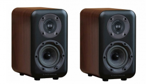 Wharfedale Diamond 320 Walnut Pearl