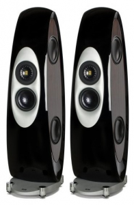 Elac Concentro High Gloss Black