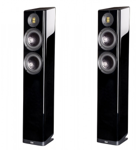Elac Vela FS 407 Black High Gloss