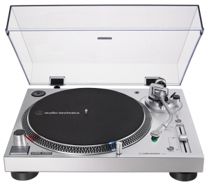 Audio-Technica AT-LP120XUSB Silver