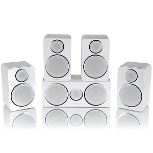 Wharfedale Moviestar DX-2 HCP 5.0 White