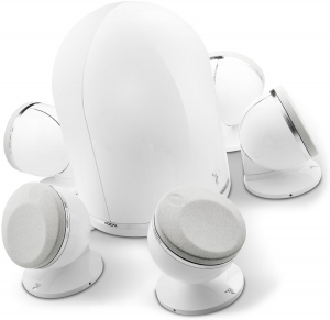 Focal Pack Dome 5.1 White
