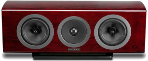 Wharfedale REVA-C Deep Rose Piano