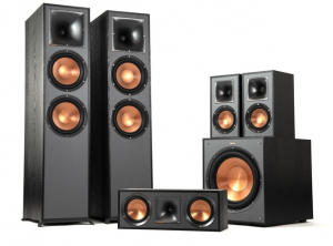 Klipsch R-820F 5.1 Home Theater Pack
