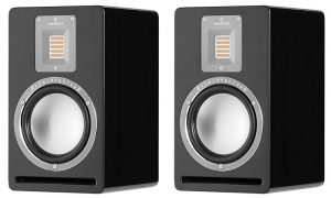 Audiovector QR1 Black High Gloss