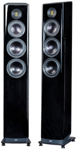 Elac Vela FS 409 Black High Gloss
