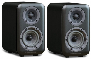 Wharfedale Diamond 310 Black Wood