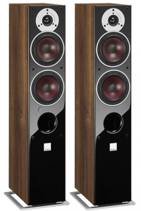 DALI Zensor 5 AX Light Walnut