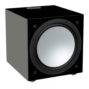 Monitor Audio Silver W12 G6 Black Gloss