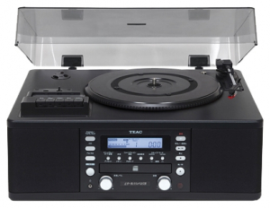 TEAC LP-R550USB Black