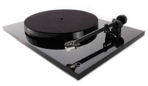 Rega Planar 1 Plus Black