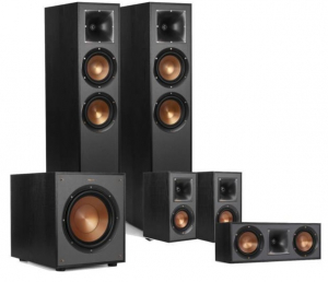 Klipsch R-620F 5.1 Home Theater Pack