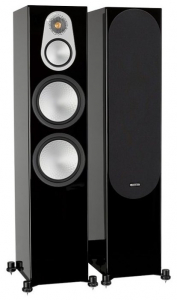 Monitor Audio Silver 500 Black Gloss
