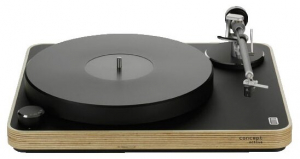 Clearaudio Concept Active Wood MM/S Wood Black/Dark Wood