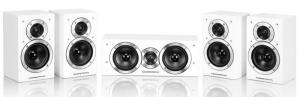 Wharfedale Moviestar DX-1SE HCP 5.0 White